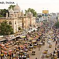 Hyderabad India City Center